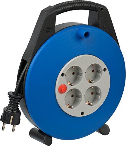 Alargadores eléctricos enrollables