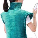 Mantas eléctricas para espalda