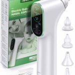 Aspiradores nasales eléctricos para mocos