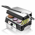 Cocinas eléctricas con grill
