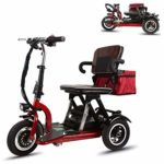 Scooters eléctricos para minusválidos