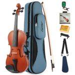 Violines eléctricos de 3/4