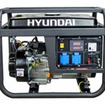 Generadores eléctricos Hyundai