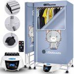 Secadoras de ropa eléctricas de 220 v