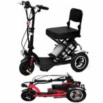 Triciclos eléctricos plegables