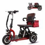 Scooters eléctricos plegables